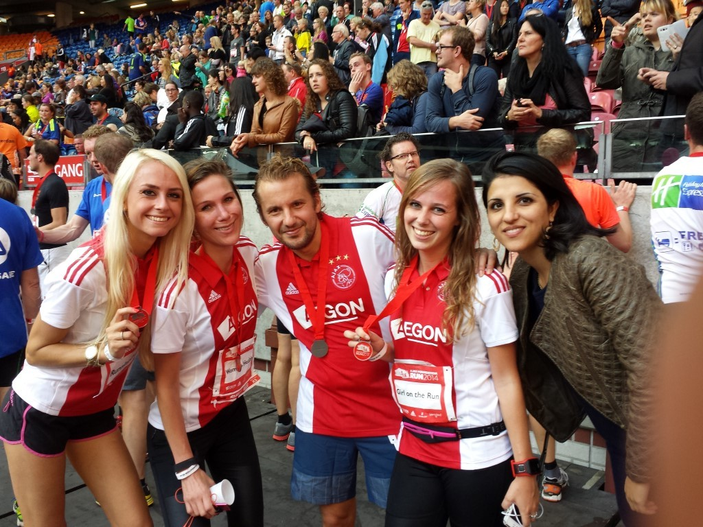 Race verslag: de Ajax Foundation Run 2014
