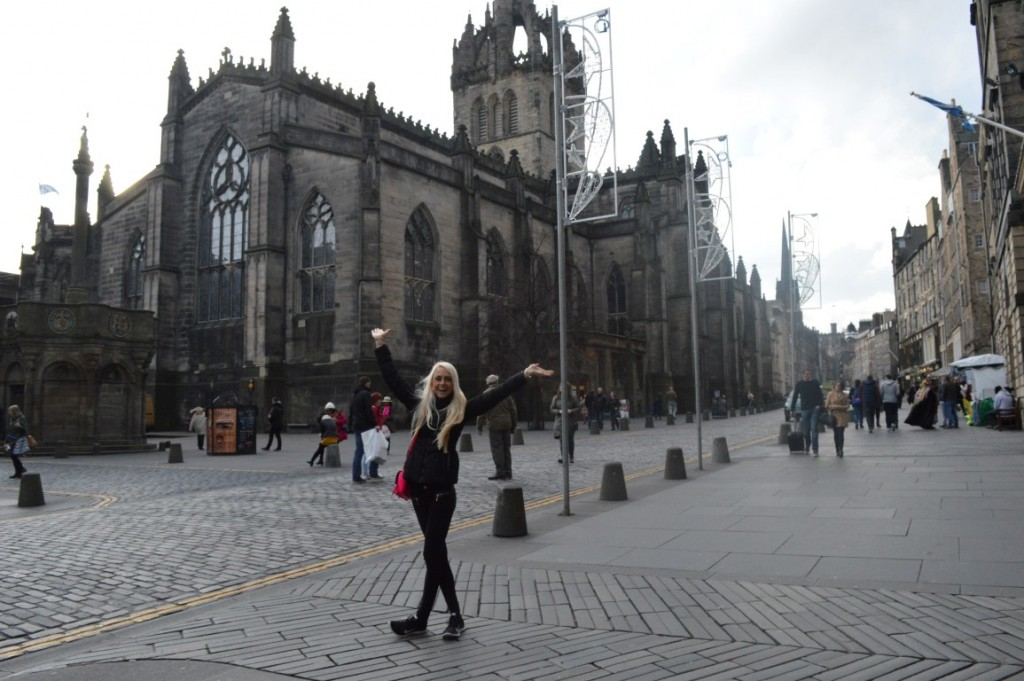 ♥ TRAVEL: Edinburgh in pictures #1