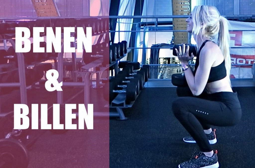 ♥ WORKOUT: Been & billentraining video