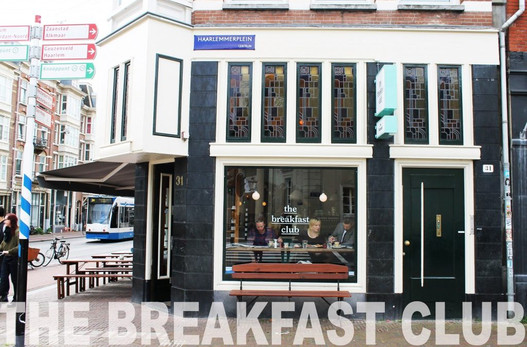 ♥ HOTSPOT: NIEUW! The Breakfast Club Amsterdam